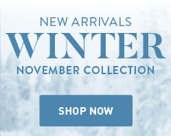 New Arrivals Winter November Collection