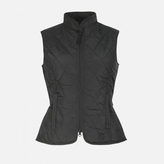 Horze Kid's Classic Quilted Vest 33494-BL-134/140