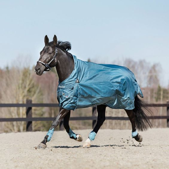 Horze Avalanche Lightweight Turnout Blanket - 150g 24047-ITB/PDG-115
