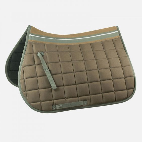 Horze Caliber All Purpose Saddle Pad 17278-FCBR-P