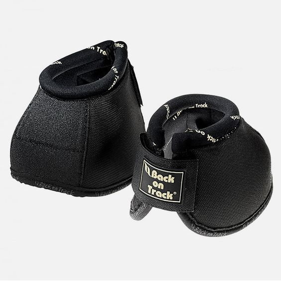 Back on Track Performance Bell Boots 19744-BL-M