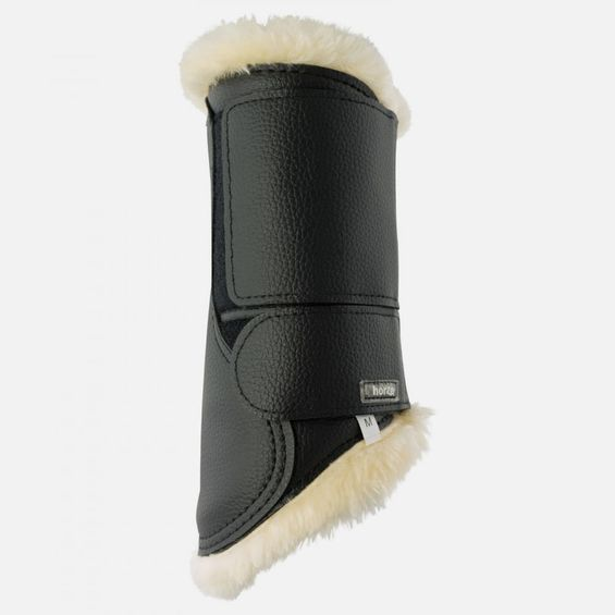 Horze Signature Brushing Boots 19212-BL-L