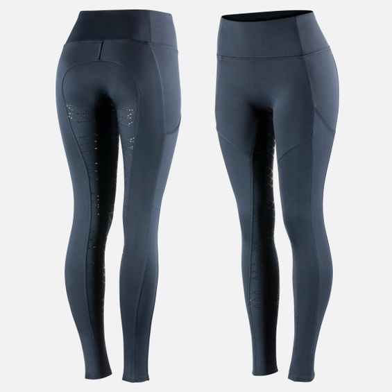 Horze Women's Kira Full Seat Tights 36030-VDB-34