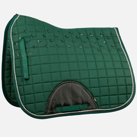 Horze Wilton Dressage Saddle Pad 17285-BTGR-F