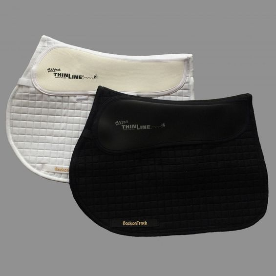 Back on Track Contender II All Purpose Saddle Pad 17079-WH-F